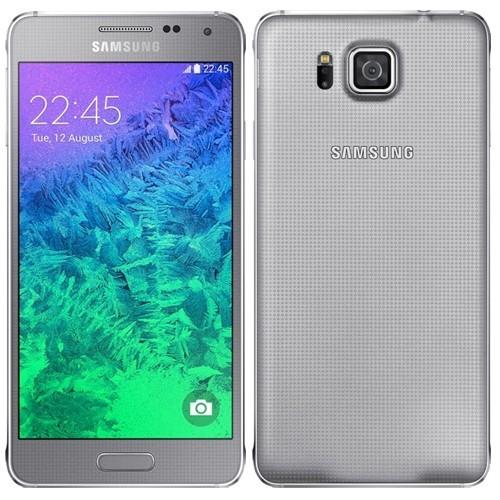 Samsung Alpha Silver- Kategorie A