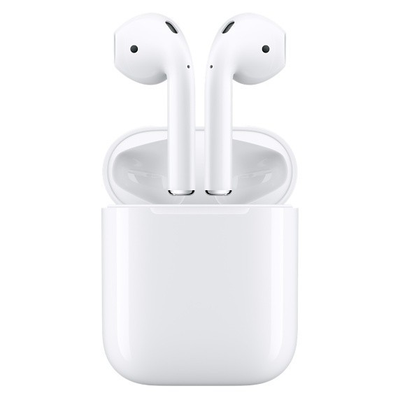 Apple AirPods MMEF2ZM/A With Charging Case