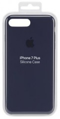 Pouzdro Apple Original Midnight Blue iPhone 7 Plus