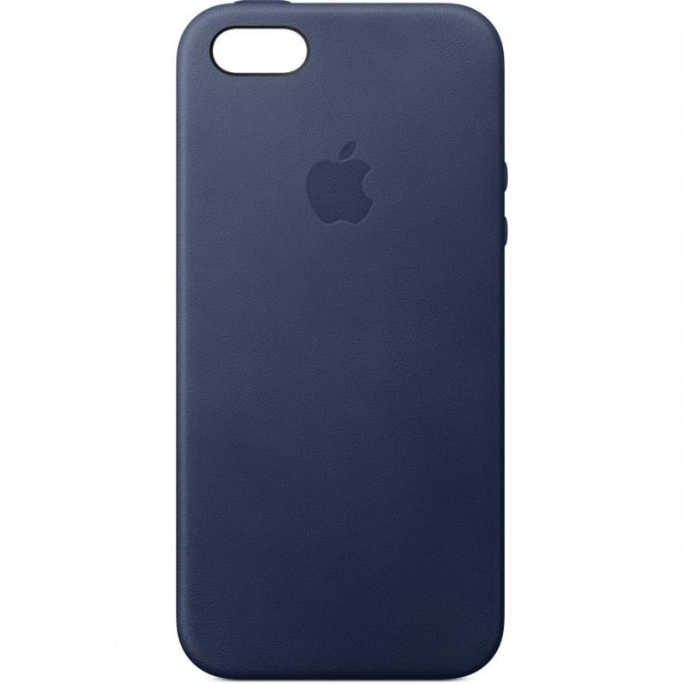 Pouzdro Apple Original Midnight Blue iPhone 7 Plus