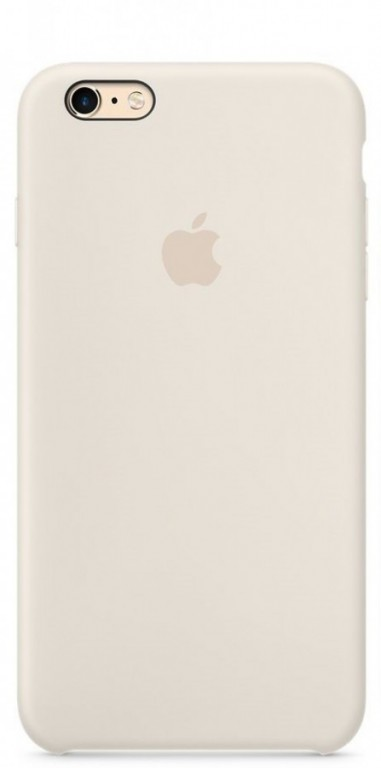 Pouzdro Apple Original Antique White iPhone 6/6S