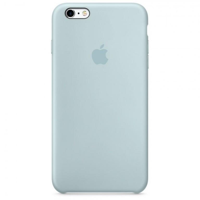 Pouzdro Apple Original iPhone 6/6S Plus Tyrkysová