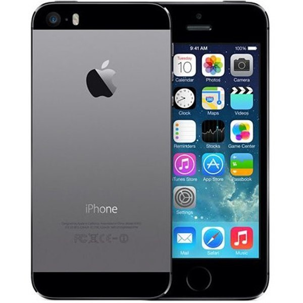 Apple iPhone 5S 16GB Space Grey - Kategorie A