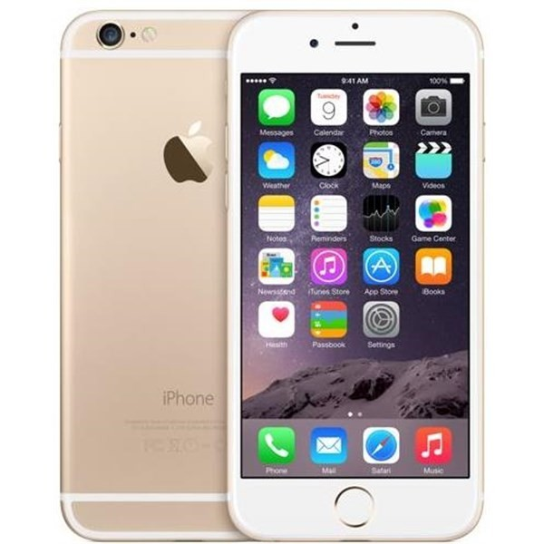 Apple iPhone 6 64GB Gold - Kategorie A